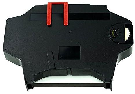 Nuevo Negro Correctable película cinta de máquina de escribir para; superior de repuesto para Adler/Royal Satellite III, productos de datos R0500, grct326, ...