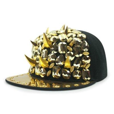 Mishuai Sombrero, Europa y Estados Unidos Punk Hip-Hop Remaches ...