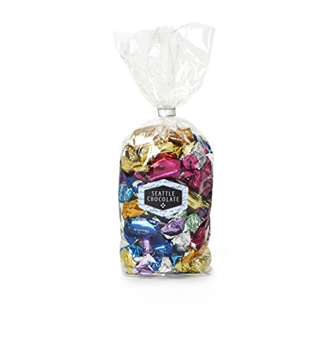 - Seattle Chocolates Gift Bag, Assorted, 1 Pound
