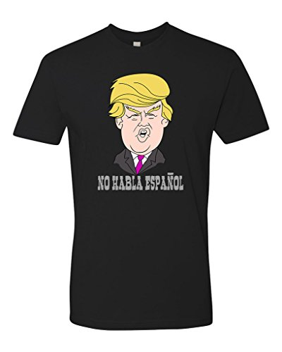 No Habla Espanol Trump T-Shirt
