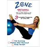 ZONE PILATES MAT & BALL WORKOUT - ZONE -