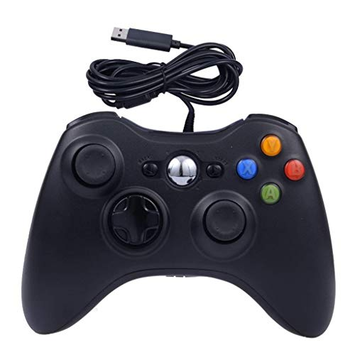 Lowral Wired Game Joypad for -Xbox 360 Console Gamepad,Joy Pad Joystick Controller