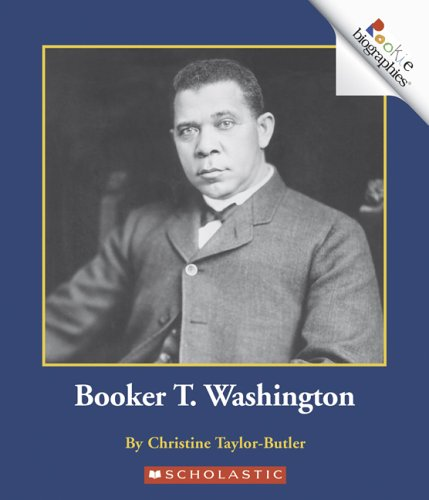 Booker T. Washington (Rookie Biographies) PDF