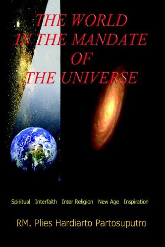 The World in the Mandate of the Universe PDF