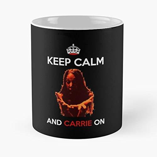 Carrie Horror Halloween Stephen King - Coffee Mugs Ceramic Best Gift -