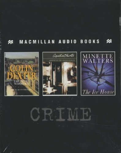 The Crime Case - Audio Box Set: Last Bus to Woodstock , Murder on the Orient Express , Gallow's View , Deceit , The Ice House by Various (2004-10-15)