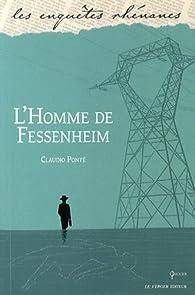 L'Homme de Fessenheim par Claudio Ponté