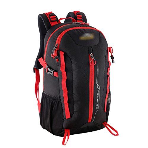 YUEER Alpinismo Mochila Hombres Y Mujeres Ejercicio Fitness Hombros Caminar Camping Stent Al Aire Libre Bolsa De Viaje,D D