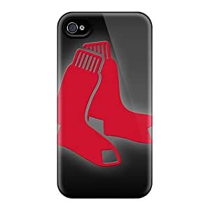 New Premium Flip Cases Covers Boston Red Sox Skin Cases For Iphone 6plus