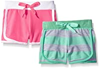 Limited Too Little Girls' 2 Pack Short (More Styles Available), 3061 Multi, 4