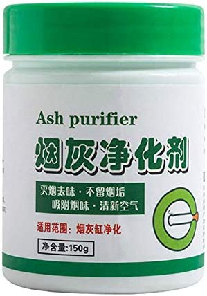 MongKok Ashtray Cleaner Ash Remover Air Clean Smoke Removing Elimination Air Fresher