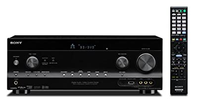 Sony STRDN1030 7.2-Channel Network A/V Receiver (Built-in Wi-fi & Bluetooth)