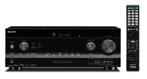 hannel Network A/V Receiver (Built-in Wi-fi & Bluetooth) ()