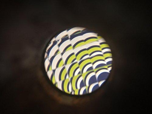 N & J Kaleidoscope Teleidoscope Laminated in Solid Padauk, Ebony and Jalneem Wood, Bug Eye Dragonfly by N & J (Image #5)