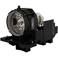 Lutema DT00771 Hitachi CPX605LAMP Replacement DLP/LCD Cinema Projector Lamp with Ushio Inside