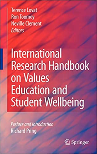 International Research Handbook on Values Education and ...