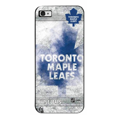 NHL Toronto Maple Leafs Ice iPhone 5 Case (Case Toronto Maple 5 Iphone Leafs)