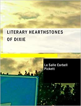 Book Literary Hearthstones of Dixie