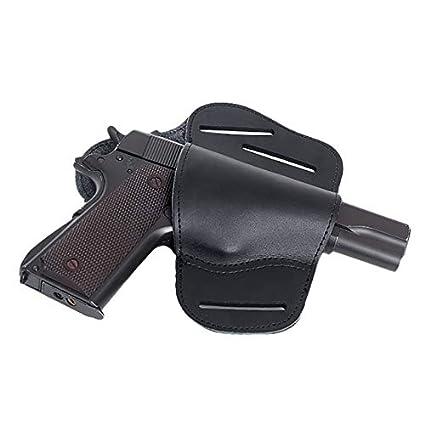 Amazon.com: Gexgune IWB - Funda de piel para pistola de ...