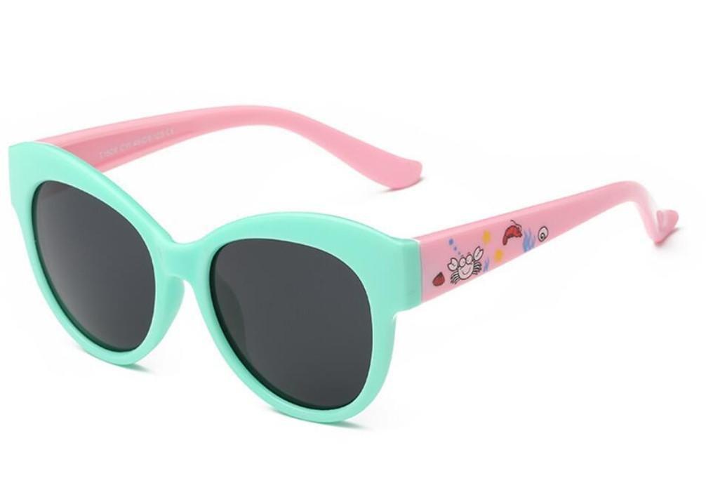 ZHLONG Espectáculo infantil personalizados marcos de gafas de sol para niños , 2