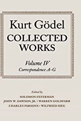 Collected Works: Volume IV: Correspondence, A-G: Selected Correspondence, A-G Vol 4 (Collected Works Series)