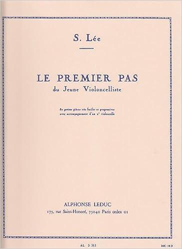 Livre gratuits PREMIER PAS DU JEUNE VIOLONCELLISTE OP101/VIOLONCELLE pdf