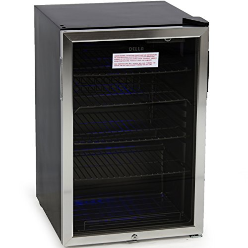DELLA 048-GM-48197 Beverage Center Cool Built-In Cooler M...