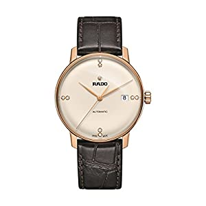 Rado Coupole Classic Automatic R22861765 Mens Watch Leather Strap