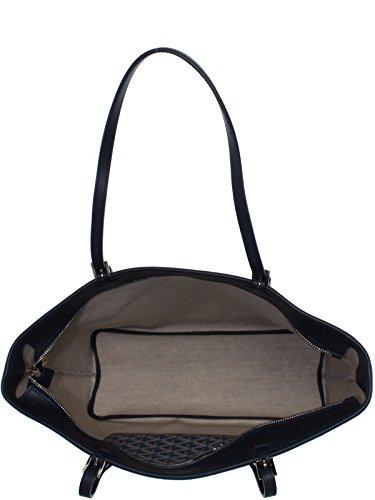 LANCASTER sac cabas IKON 418-03 - BLEU