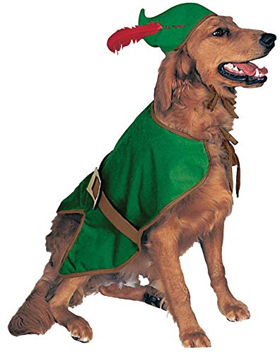 Rubie's Pet Costume, Robin Hood, Medium