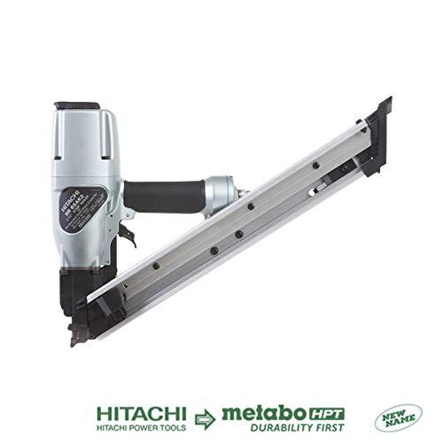 Hitachi NR65AK2 Strap-Tite Fastening System Strip Framing Nailer, 1-1/2