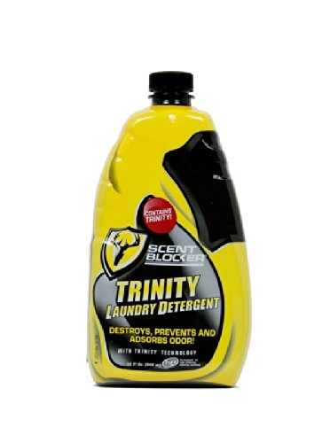 d0ba950196f4e Robinson Outdoor ProductsScent Blocker SB Laundry Detergent with Trinity,  Yellow, 32-Ounce