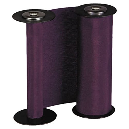 (TableTop King 200137000 Purple ET and ETC Time Stamp Recorder Ribbon )