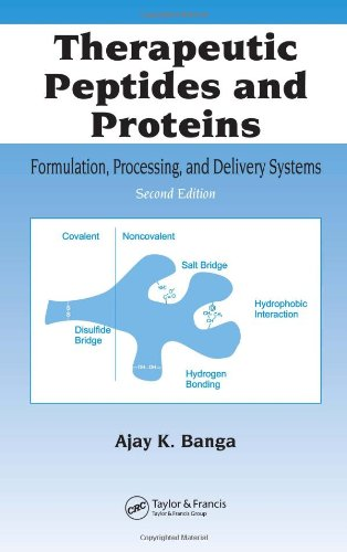 Therapeutic Peptides and Proteins: Formulation, Processing, and Delivery Systems, Second Edition