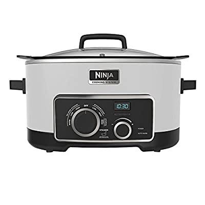 NINJA 4-in-1 Cooking System, 6 Qt (Certified Refurbished) from NINJA