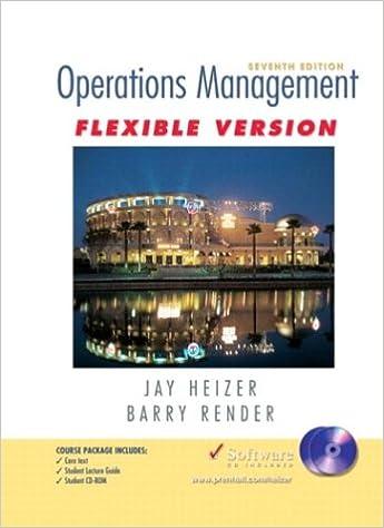 Operations Management Flexible Version