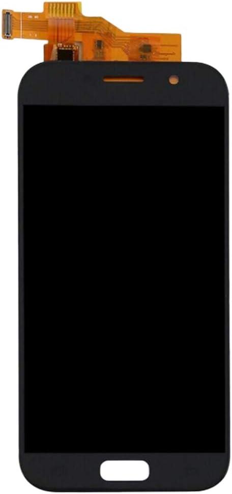 Gazechimp Pantalla LCD De Pantalla Táctil Digitalizador Asamblea Y Herramientas De Reparación para Samsung Galaxy A5 2017 - Negro