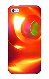 New Arrival SLszgkZ4617wSyFw Premium Iphone 5c Case(funky Moving Tunnel )
