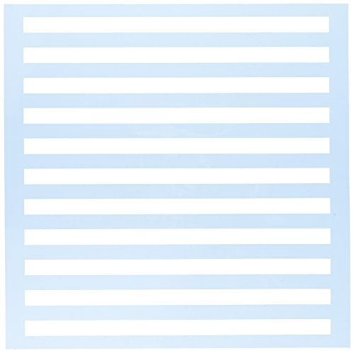 Clear Scraps Stripes Stencils 12 product image
