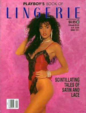 Playboy's Book of Lingerie November / December 1991