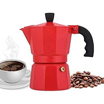 Amazon.com: GTA Bella – Stove parte superior Espresso Coffee ...