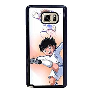 The best gift for Halloween and Christmas Samsung Galaxy Note 5 Cell Phone Case Black Captain Tsubasa RPR1710518