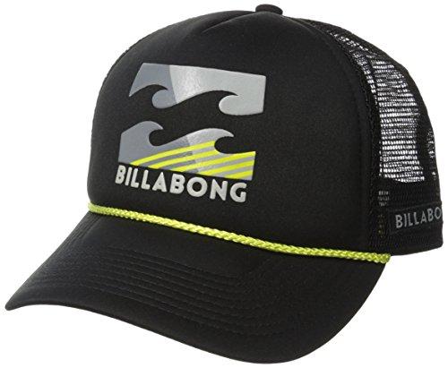 85cc71ecdd87a Galleon - Billabong Men s Amped Adjustable Trucker Hat