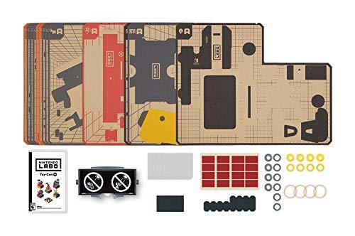 Nintendo Labo Toy-Con 04: VR Kit - Starter Set + Blaster - Switch 3