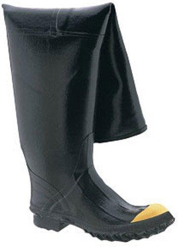 Honeywell Safety 2142-9 Ranger Safety Stormking Hip-laars Voor Heren, Maat 9, Zwart