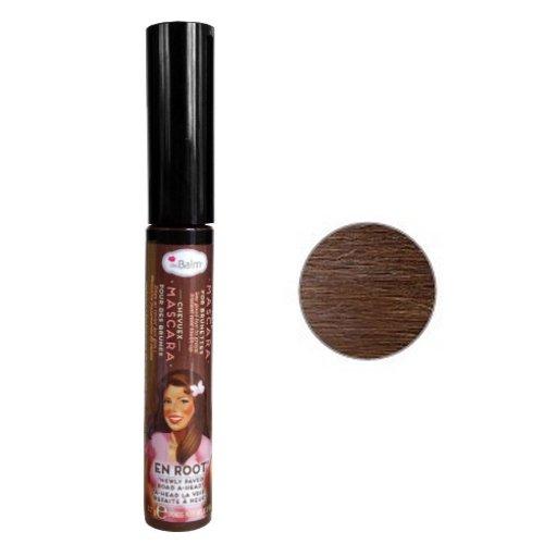 The Balm Cosmetics En Root Newly Paved Roads Ahead Hair Mascara, Brown