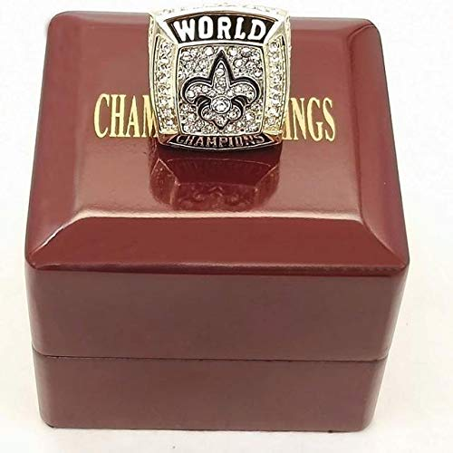 - World Class Rings New Orleans Saints Super Bowl Ring (2009)