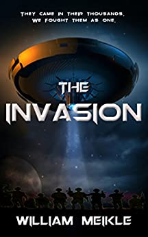 The Invasion by [Meikle, William]