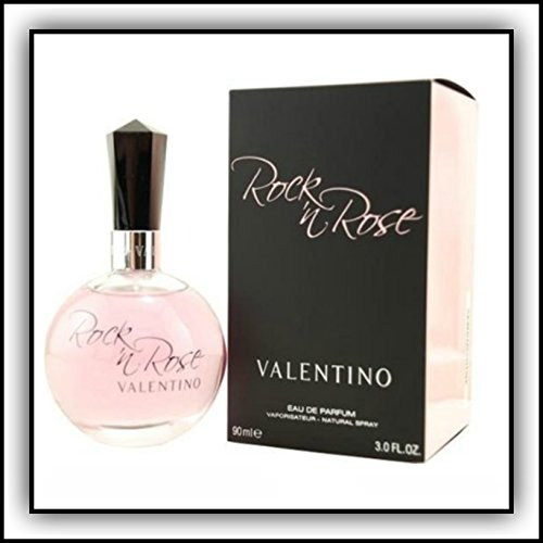 VALENTINO ROCK N ROSE by Valentino EAU DE PARFUM SPRAY 3 OZ for WOMEN