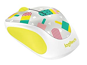 Logitech M325 Wireless Mouse with Designed-For-Web Scrolling from LOFN9